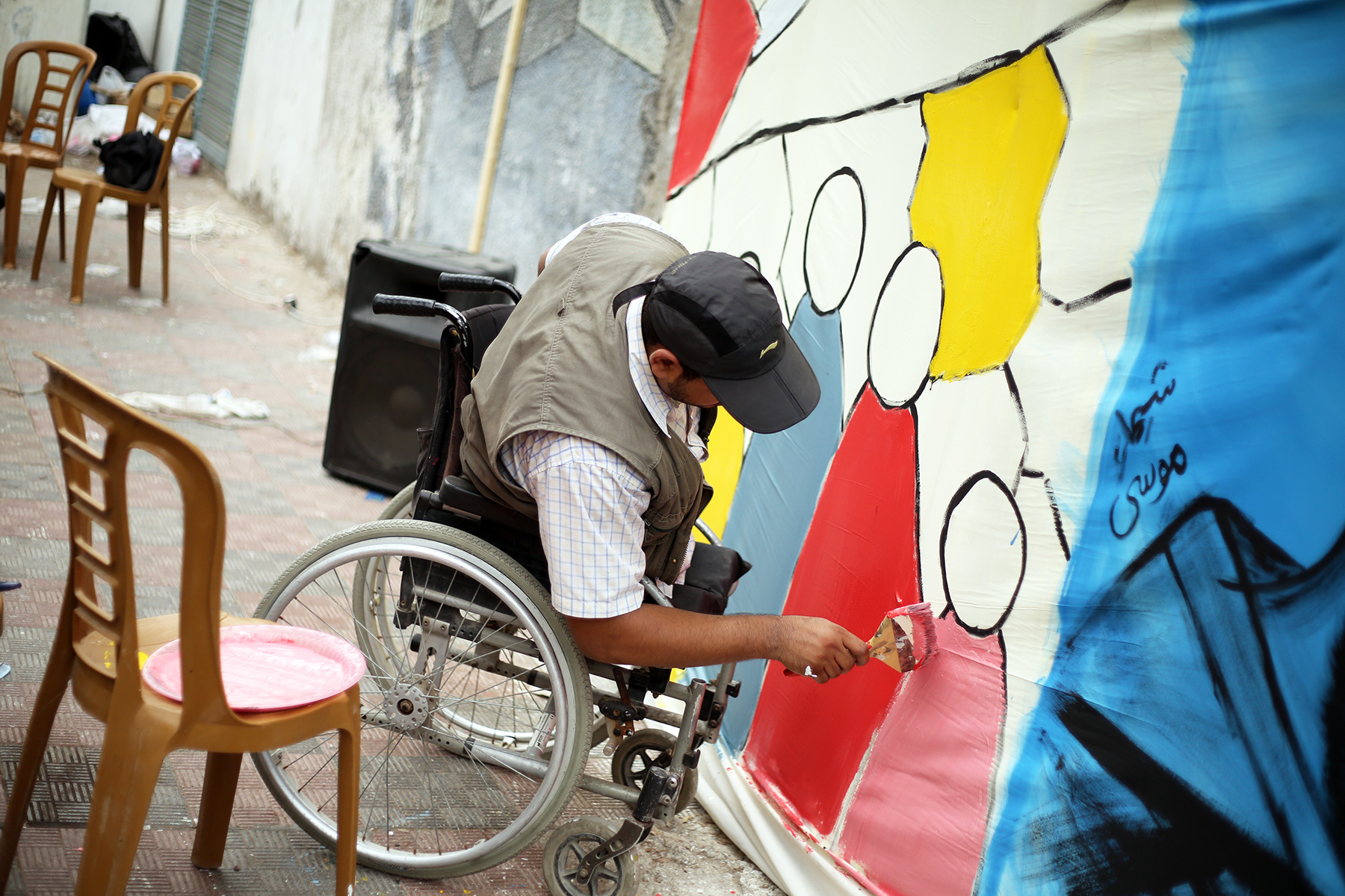 Enhancing the role of youth with disabilities in society