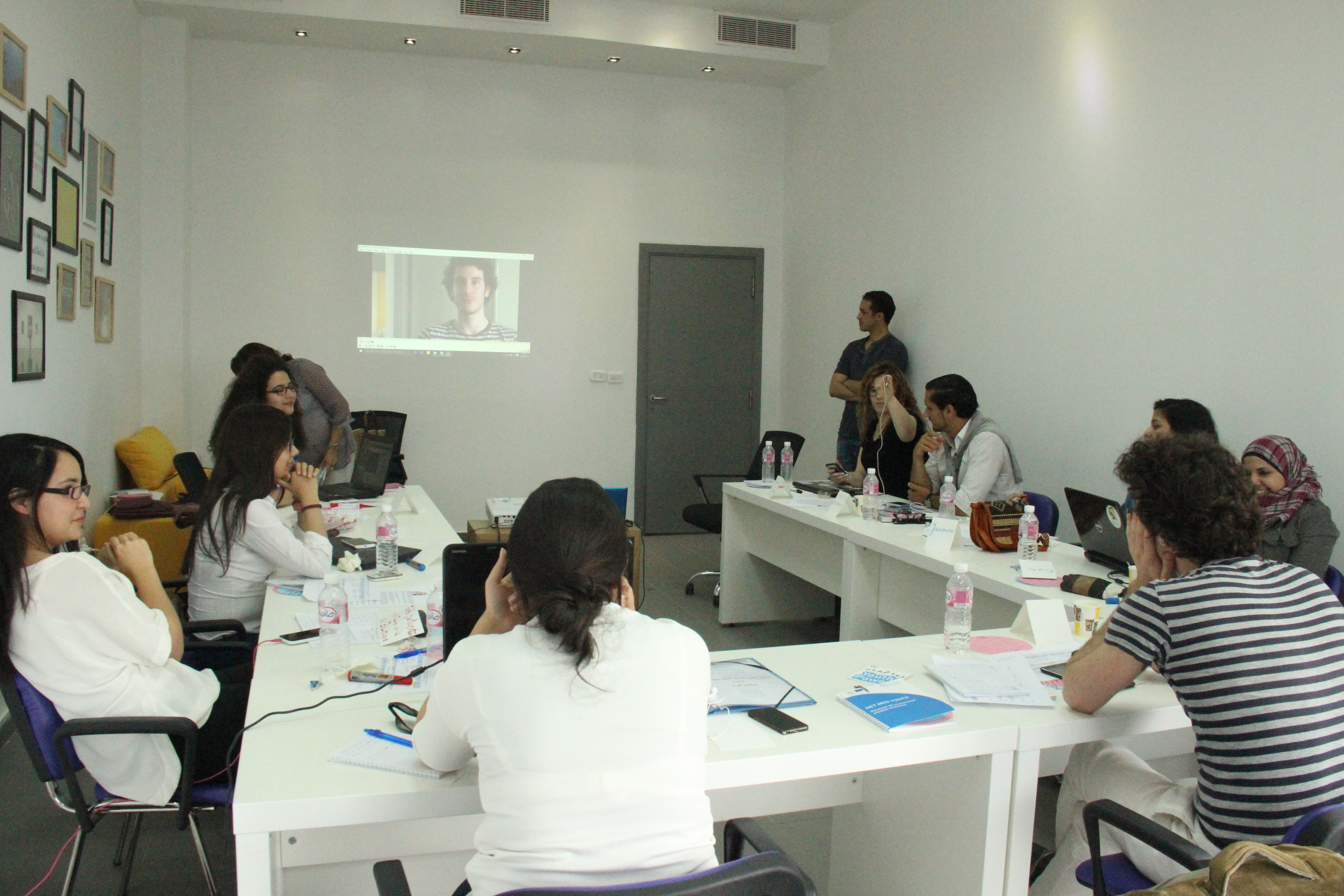 media coaching tunisia