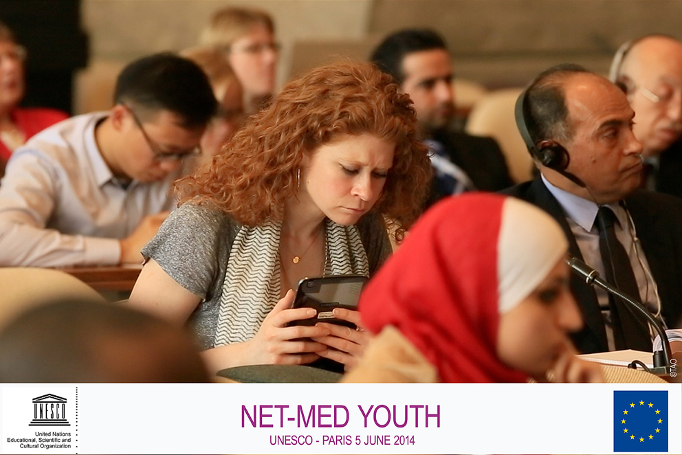 NET-MED Youth launch